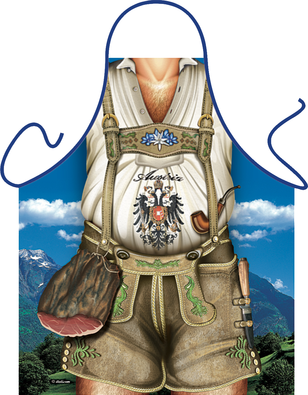 Lustige Tiroler Kochschurze Fur Manner Tirolermann Schurze
